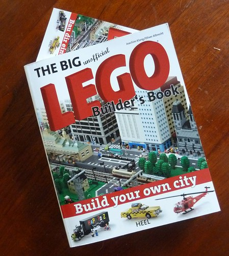 The Big Unofficial LEGO Builder's Book - Examples
