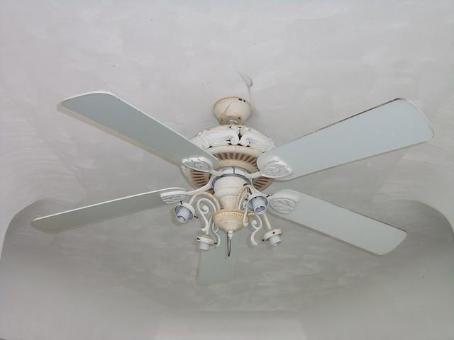 Vintage Outdoor Ceiling Fan