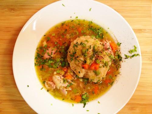 Dinner: December 5, 2012