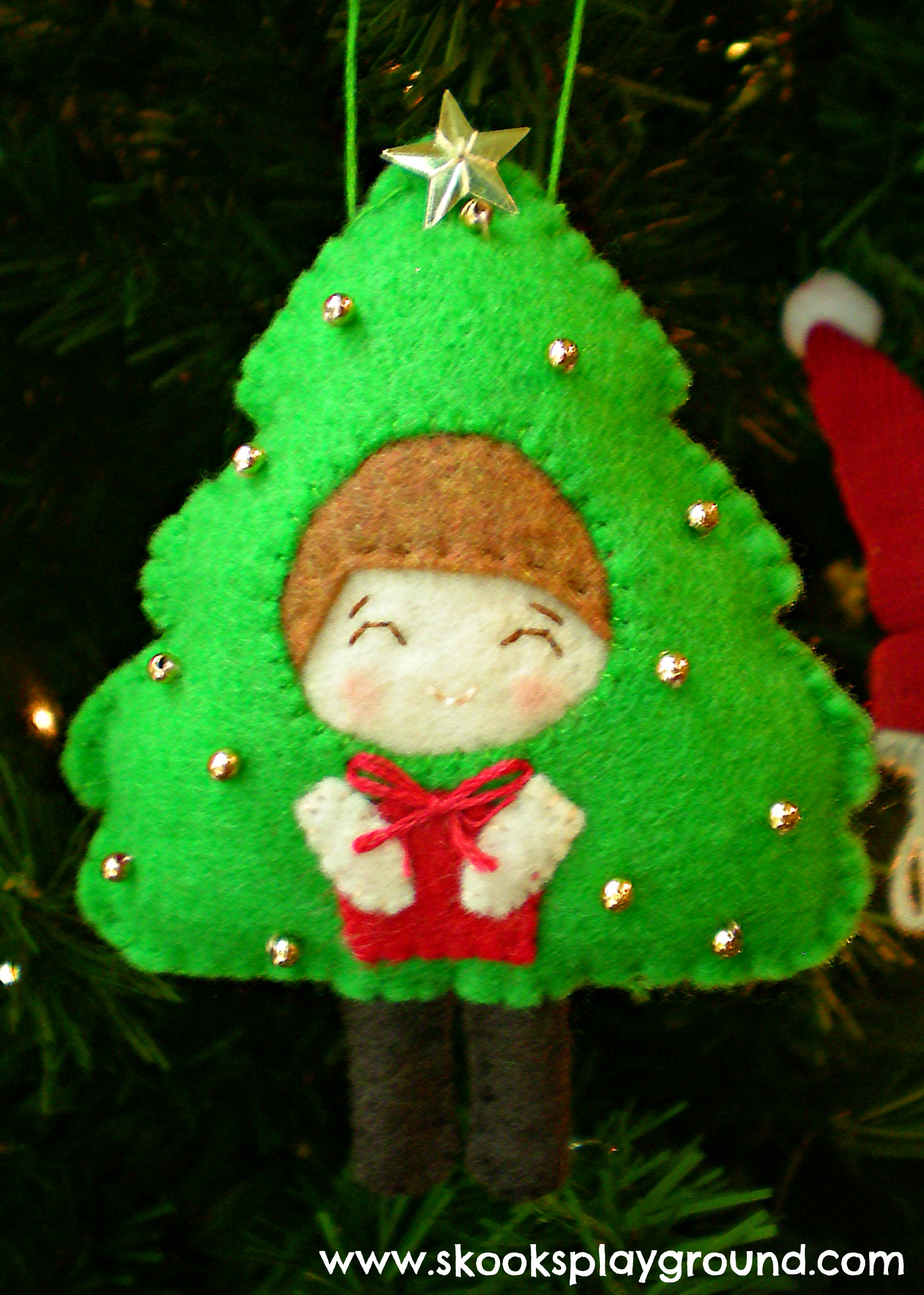 Little Tree Boy for Kee-ku 2012