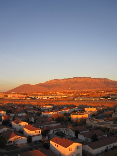 new sunset kite mexico day albuquerque clear abq aerialphotography sandias kitecamera chdk