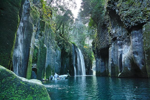 Takachiho-kyo(Gorge)