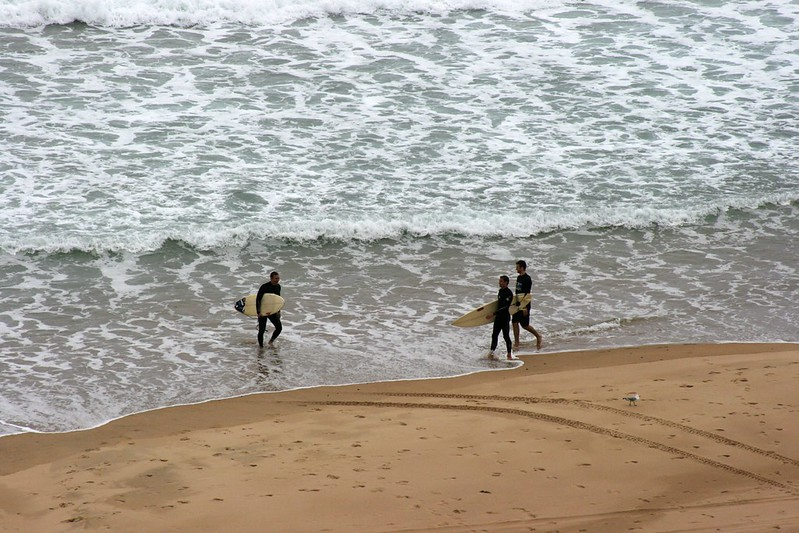 surf end