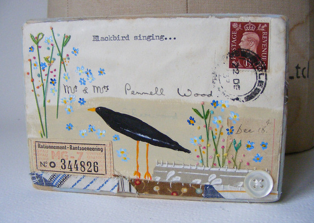 envelope artwork