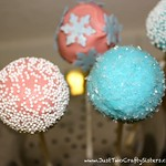 Decorating Holiday Cake Pops