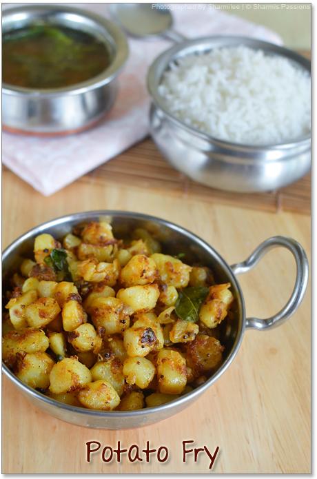 Potato Fry Recipe