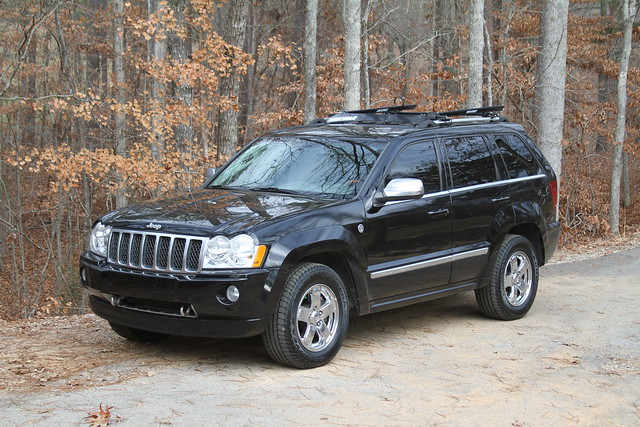 2006 jeep grand cherokee overland flickr photo sharing. Black Bedroom Furniture Sets. Home Design Ideas