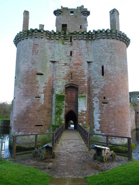 Caerlaverock Castle V