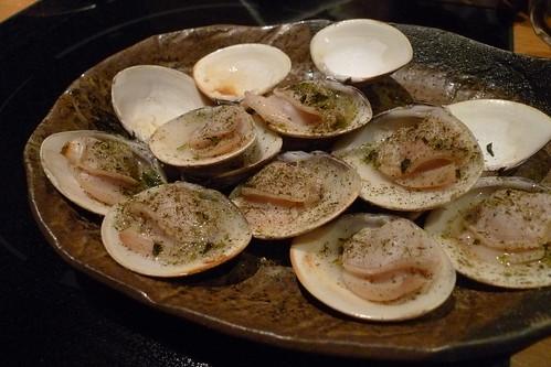 Hamaguri clam