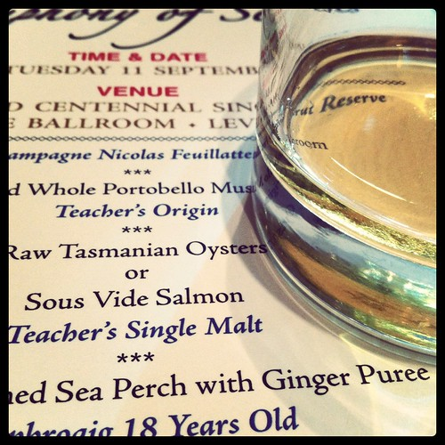 Teacher's Single Malt