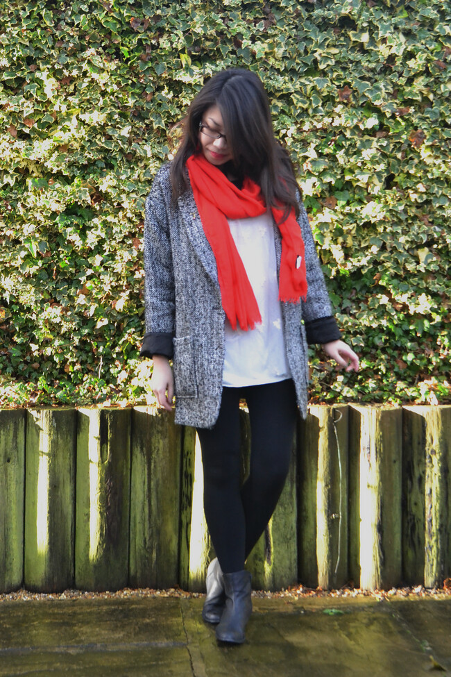 daisybutter - UK Style and Fashion Blog: what i wore, outfit, #SWBxmas