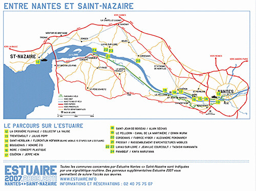 projects of Estuaire (courtesy of Estuaire)