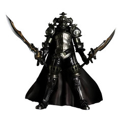 Figurine Play Arts Kai - Dissidia Final Fantasy - Gabranth