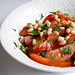Small photo of Tomato and bean salad