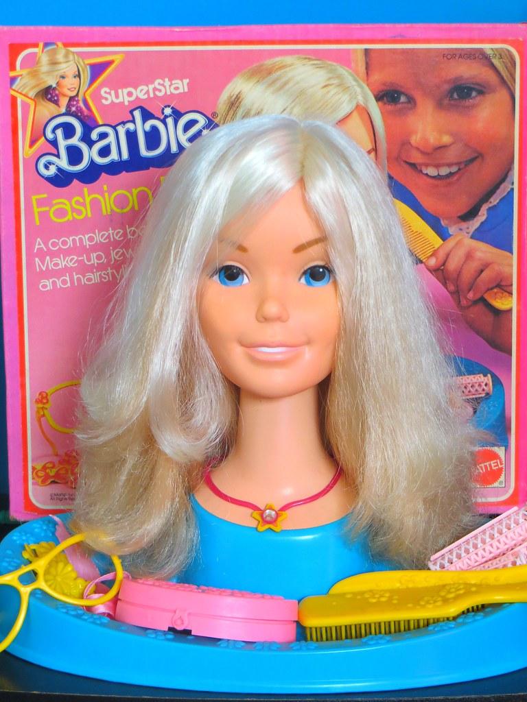 Superstar barbie fashion face 63