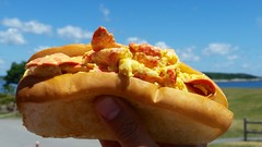 Curry Lobster Roll