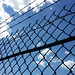sky fenced in by BryanAlexander