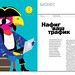My illustration for Kommersant DENGI magazine