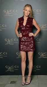 Blake Lively Oxblood Trend Celebrity Style Women's Fashion