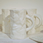 Crinkle mugs from The Gorgeous Company