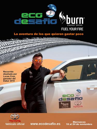 Eco Desafío Burn Marruecos 2012