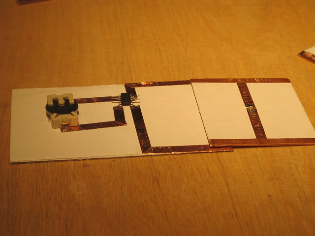 Paper Circuit Boards
