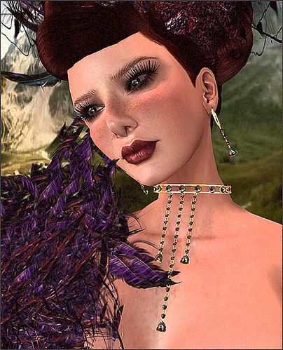 Artistry by E. & GizzA Creations by ElaraGloriana Scrabblebat