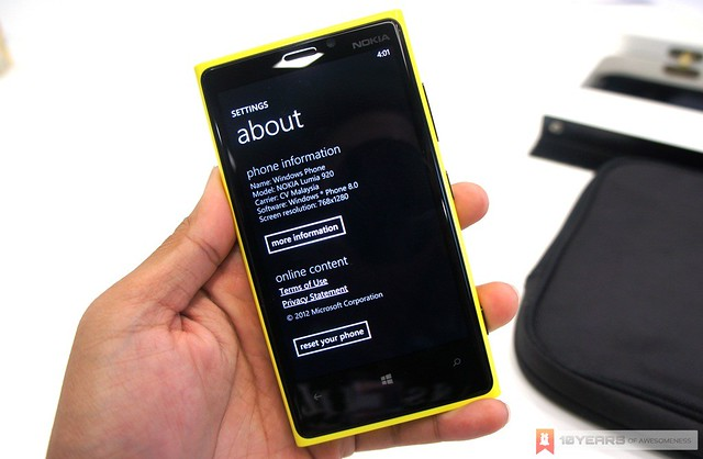 [Preview] Nokia Lumia 920