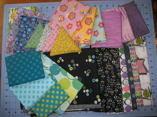 festival fabric haul