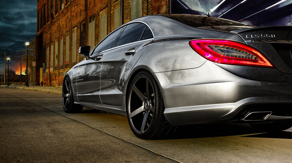 Cls550 On Vossen Cv3 S Mbworld Org Forums