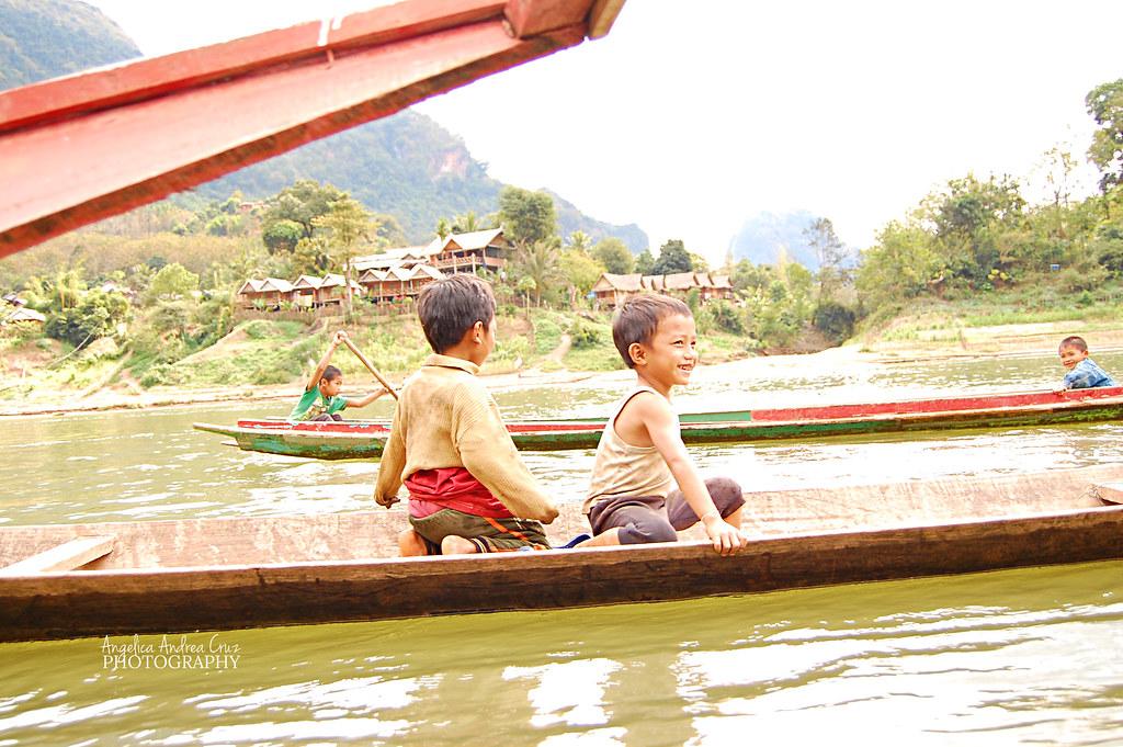 Nong Khiaw Kids