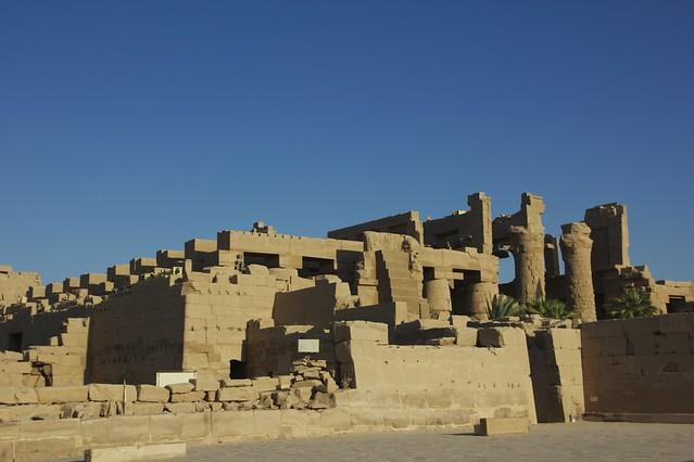021 - Templo de Karnak