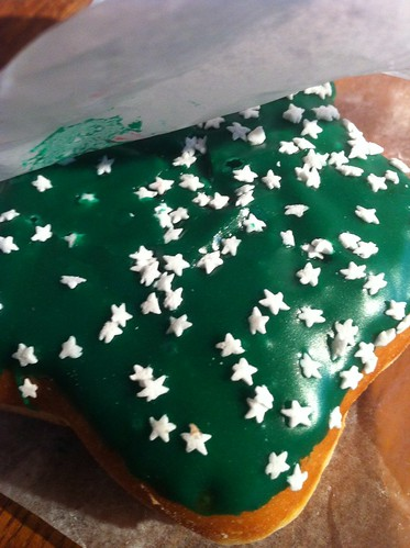 WPIR - Holiday Star Donut