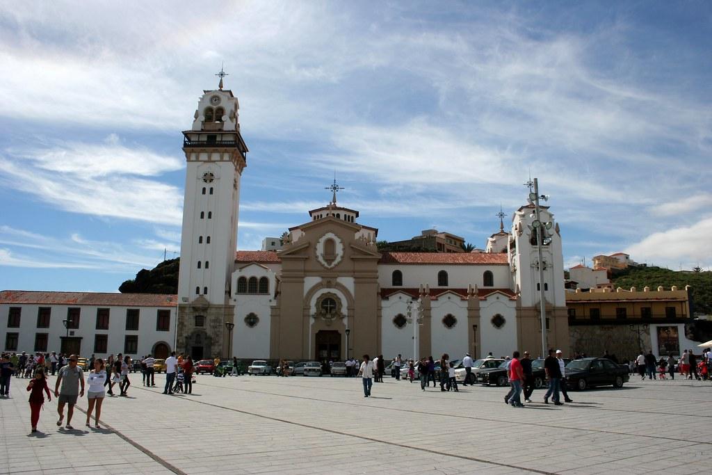 Plaza de la Patrona de Canarias