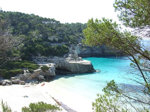 Cala Mitjana / Menorca