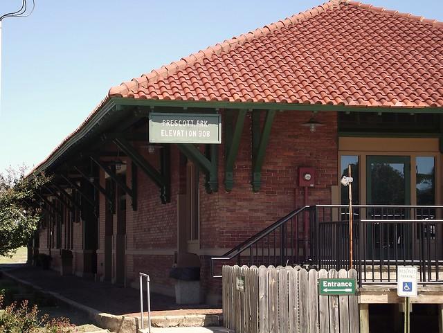 Prescott (AR) United States  city photos gallery : Prescott AR Station