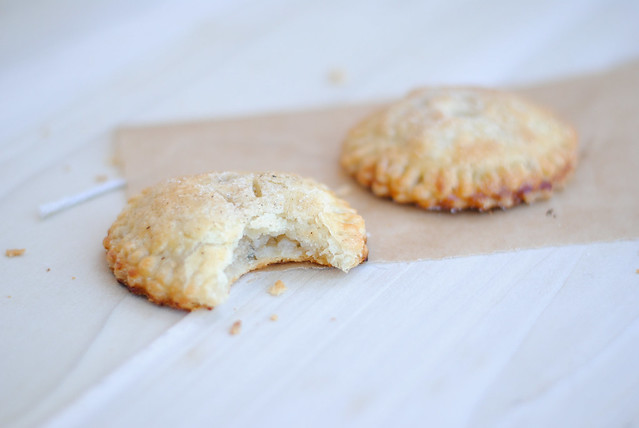 Pear Hand Pies