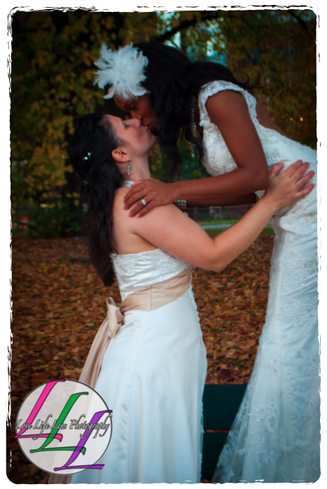 Shanell & Kristen - Trash the Dress Session
