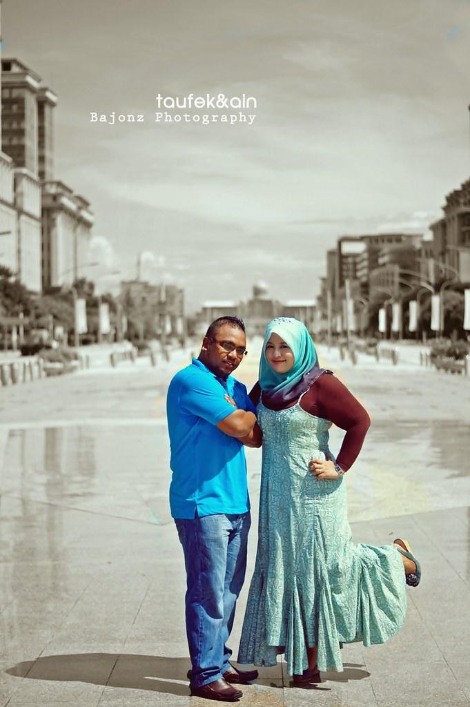 Taufek & Ain