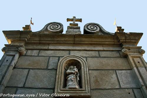 Santuário da Senhora da Saúde - Saudel - Portugal
