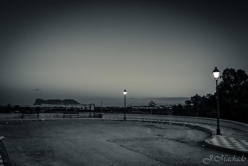 317/365+1 Gibraltar desde Los Barrios by Juan_Machado