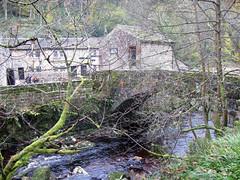 Toll Bridge near Gibson's Mill