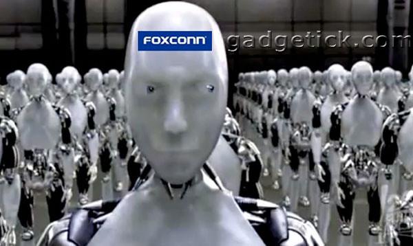 iPhone 6 будут собирать роботы