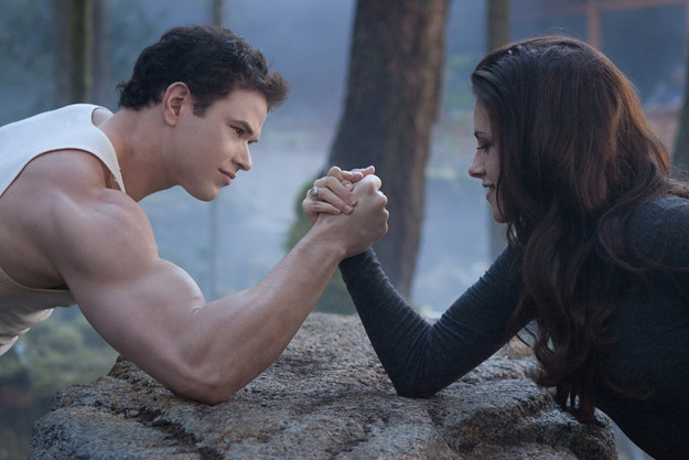 Reseña Breaking Dawn part 2