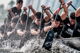 Client Work: Singapore National Dragon Boat Team