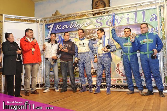 """Rallye Sevilla 2012, rally sevilla"""