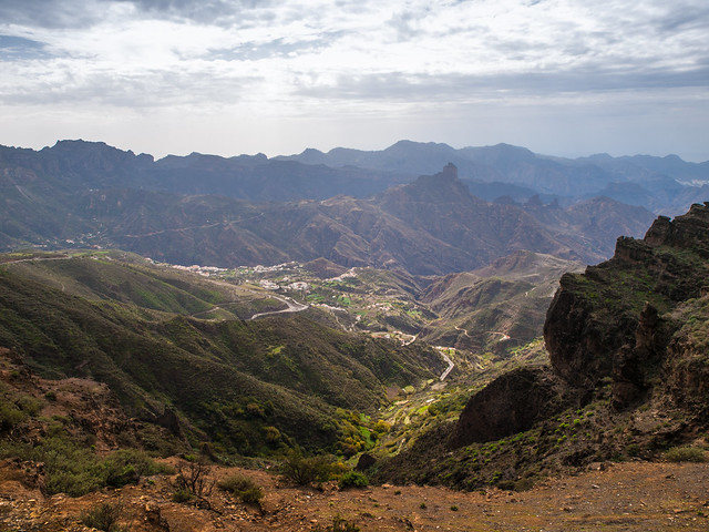 Mountains in Lanzarote - Flickr CC wwarby