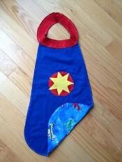 Child's Super Hero Cape