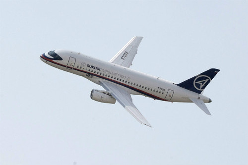 russian-sukhoi-superjet-100 by Chindits