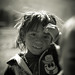 Ngawal girl by Julien Lagarde